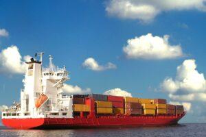 cargo, ship, container
